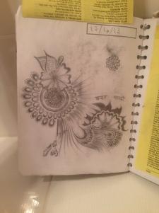Henna design, 2013